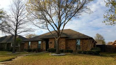 Carrollton Single Family Home For Sale: 1519 Chesterfield Drive