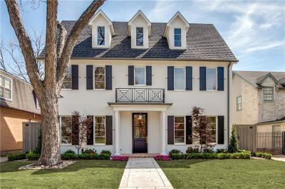 University Park Single Family Home For Sale: 3245 Purdue