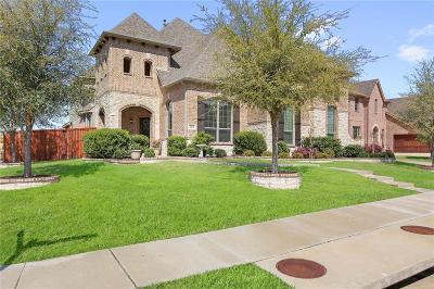 Rockwall Single Family Home For Sale: 124 Crestbrook Drive