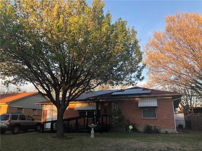 Dallas Single Family Home For Sale: 9002 Lindaro Lane