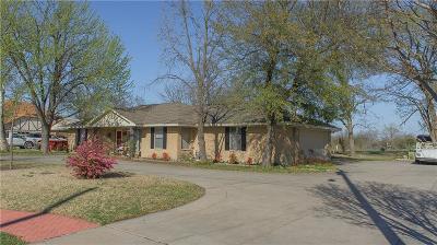 Royse City Single Family Home Active Contingent: 1102 N Houston Street