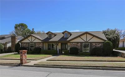 Bedford, Euless, Hurst Single Family Home For Sale: 412 Eagle Drive