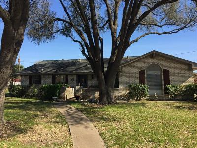 Allen Single Family Home For Sale: 6 Bush Circle
