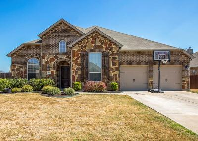 Forney TX Single Family Home For Sale: $325,000