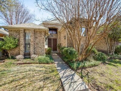 Single Family Home For Sale: 16702 Lauder Lane