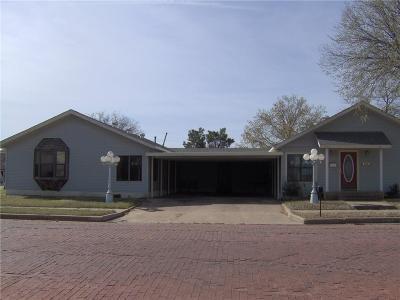 Eastland County Single Family Home For Sale: 206 W Plummer Street