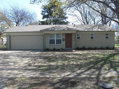 Dallas Single Family Home For Sale: 13216 Red Fern Lane