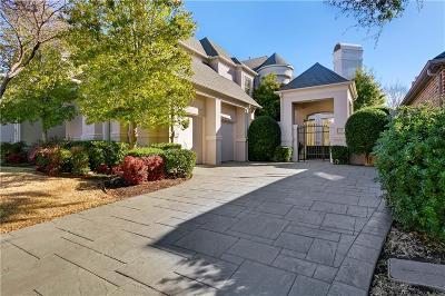 Dallas TX Single Family Home For Sale: $899,900