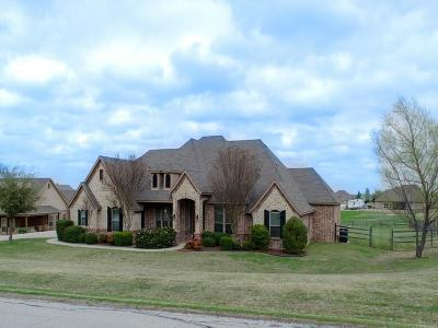 Benbrook Single Family Home For Sale: 4656 Mustang Creek Court