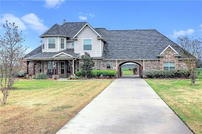Princeton Single Family Home For Sale: 4390 County Road 463