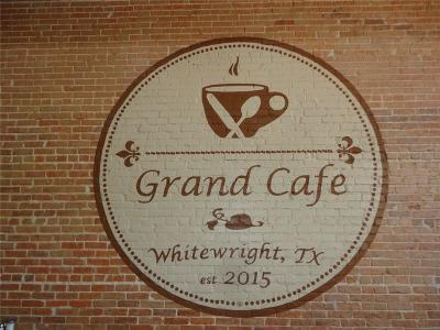 Whitewright TX Commercial For Sale: $349,500