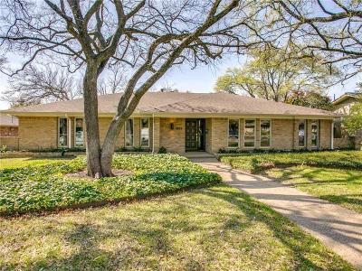 Single Family Home For Sale: 4836 Harvest Hill Road