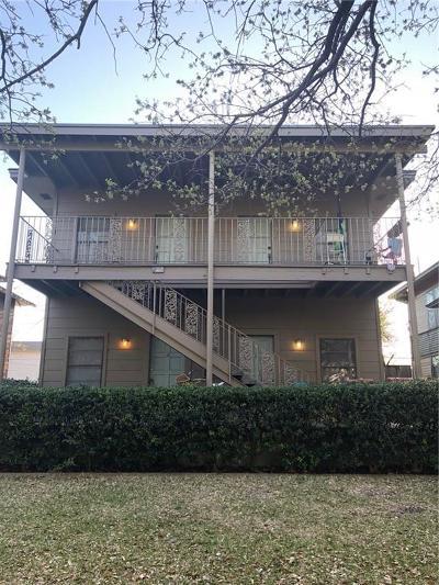 Dallas Multi Family Home For Sale: 202 S Willomet Avenue