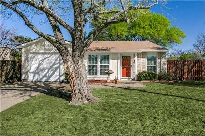 The Colony TX Single Family Home For Sale: $199,500