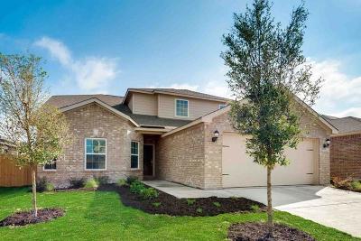 Princeton Single Family Home For Sale: 1604 Blackburn Way
