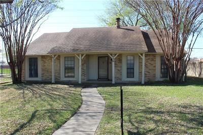 Plano Single Family Home For Sale: 2036 Apple Valley Road