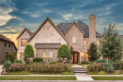 Coppell Residential Lease For Lease: 707 Chateaus Drive