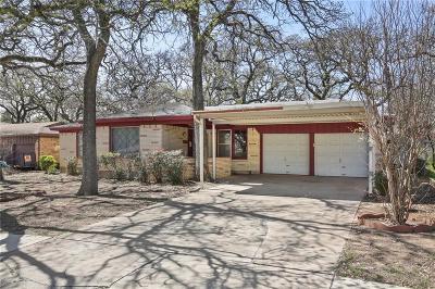 Bedford, Euless, Hurst Single Family Home For Sale: 933 Glenda Drive