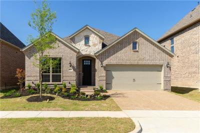 McKinney Single Family Home For Sale: 5916 Marigold Drive