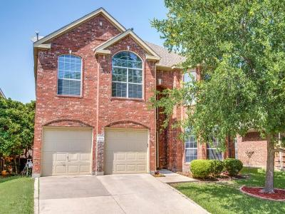 McKinney Single Family Home For Sale: 8808 Harmony Drive