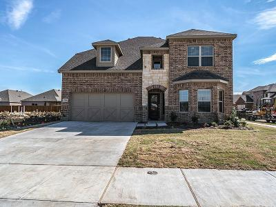 Fort Worth TX Single Family Home For Sale: $364,000