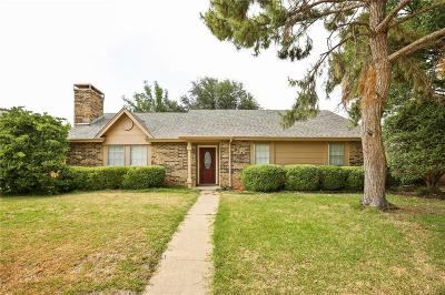 Coppell TX Single Family Home For Sale: $298,000
