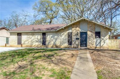 Dallas Single Family Home For Sale: 7319 Gayglen