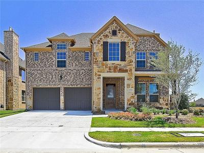 The Colony TX Single Family Home For Sale: $498,243