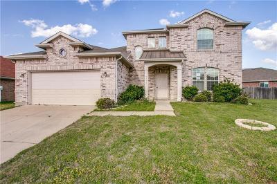 Dallas Single Family Home For Sale: 8435 Ridge Creek Drive
