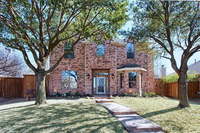 Plano Single Family Home For Sale: 4516 Parkridge Drive