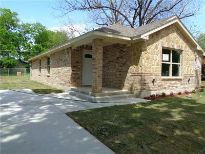 Dallas Single Family Home For Sale: 725 Mentor Avenue
