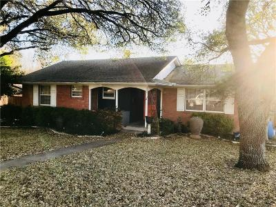 Dallas Single Family Home For Sale: 11617 Sasanqua Lane