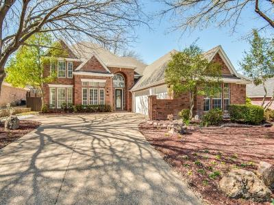 McKinney Single Family Home For Sale: 1325 Lakewood Drive