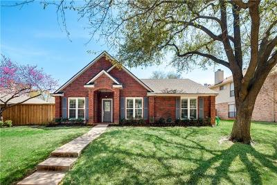 Plano Single Family Home For Sale: 3816 Parkmont Drive