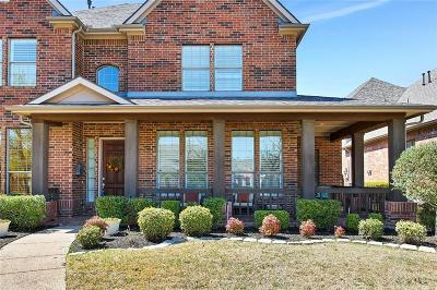 Lewisville Single Family Home For Sale: 918 Stone Circle Lane