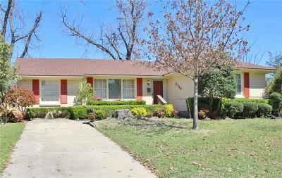 Dallas Single Family Home For Sale: 2123 Blake Avenue