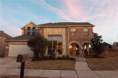 Frisco Single Family Home For Sale: 3203 Overhill Drive