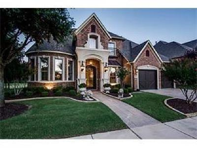 Allen Single Family Home For Sale: 822 Shallowater Drive