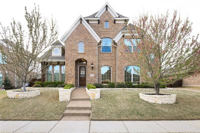 Wylie Single Family Home For Sale: 1607 Genevieve Drive