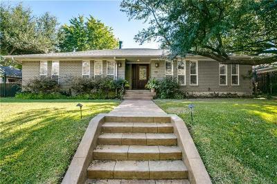 Dallas Single Family Home For Sale: 6624 Westlake Avenue