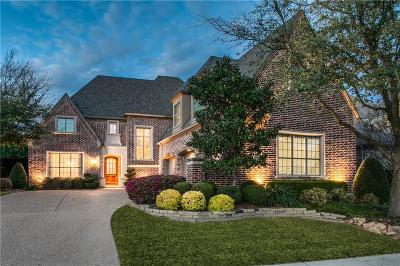 Allen Single Family Home For Sale: 1834 Canyon Court