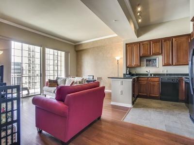 Dallas Condo For Sale: 3225 Turtle Creek Boulevard #1033