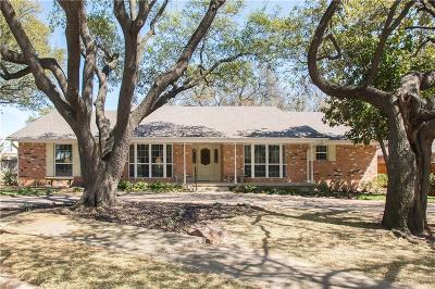 Single Family Home For Sale: 7373 Blairview Drive