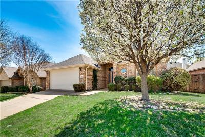 McKinney Single Family Home For Sale: 5125 Grampian Way