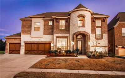 Heath Single Family Home For Sale: 2266 Brooks Trail