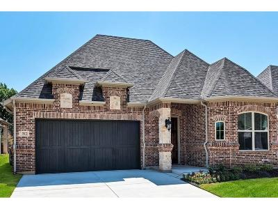Keller Single Family Home For Sale: 320 Riverdance Way