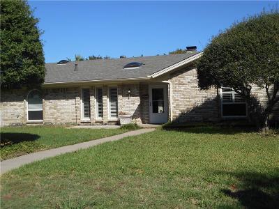 Plano Single Family Home For Sale: 2505 Westridge Drive
