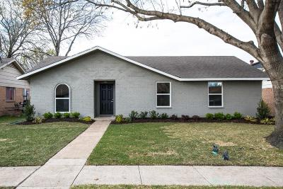Allen Single Family Home For Sale: 903 Grassy Glen Drive