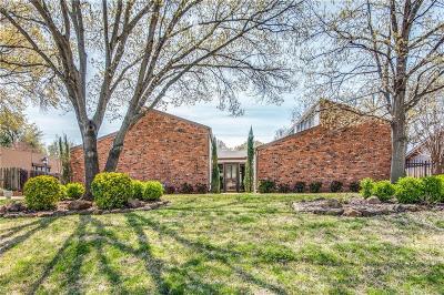Hurst Single Family Home For Sale: 405 W Louella Drive