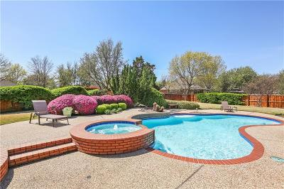 Flower Mound Single Family Home For Sale: 3601 Windmill Court